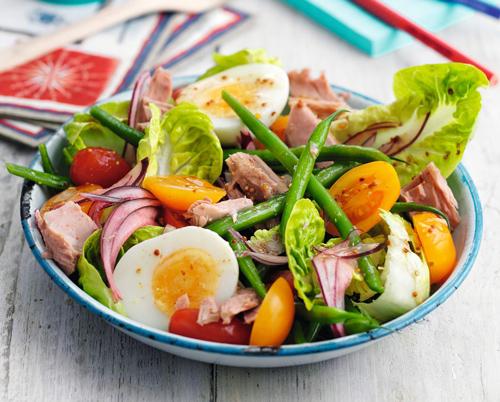 Tuna Nicoise salad - Summer Salads - Slimming World Blog